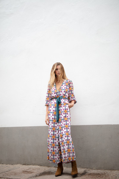 OPORTO WHITE JUMPSUIT